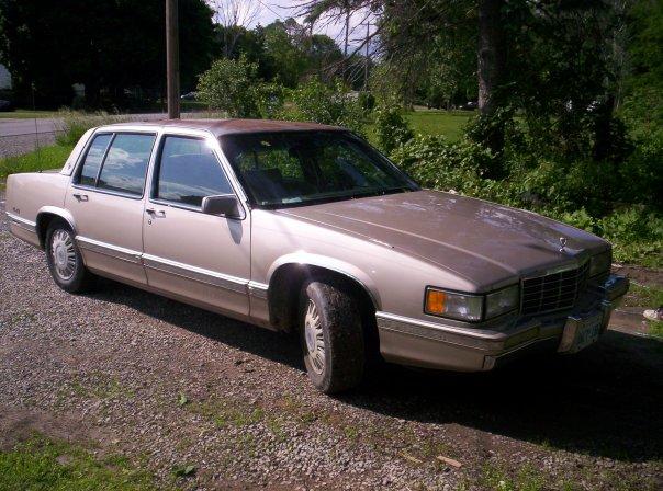 1992 Cadillac Deville Auto Remote Guide