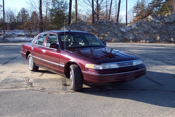Ford Crown Victoria 1993