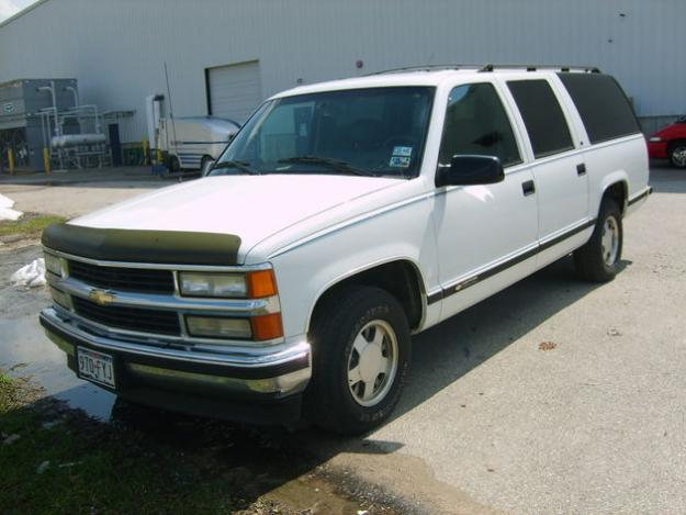 Chevrolet Suburban 1996 1999 Remote Programming Instructions
