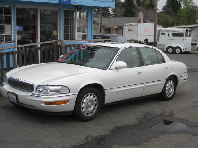 2000 Buick Park Avenue Keyless Entry