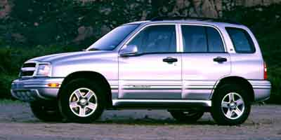 2003 Chevy Tracker 4-Door LT. X03CT_TR005