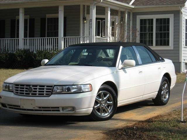 2004 Cadillac Seville Vehicle Control Procedures