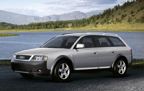2004 Audi Allroad Remote Programming