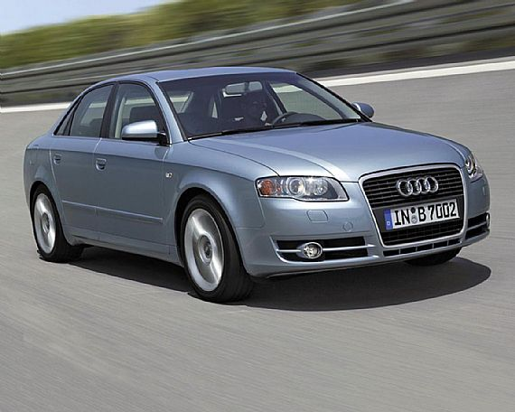 2005 A4 Audi programming