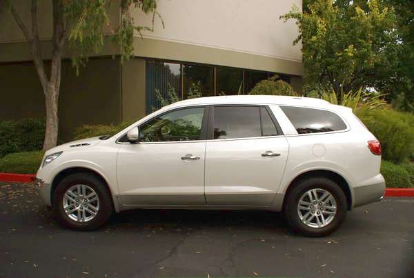 2008 Buick Enclave Programming Guide