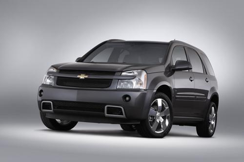 2009 Chevrolet Equinox Sport