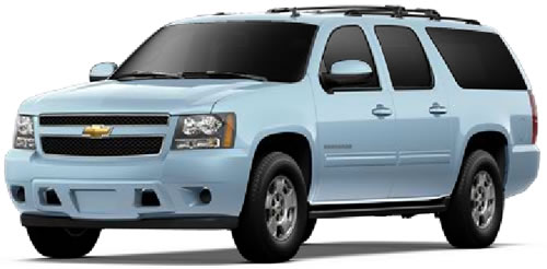 2011_Chevrolet_Suburban_Remote