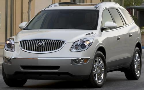 2011 Buick Enclave Key Programming