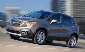2013 Buick Encore Entry Programming