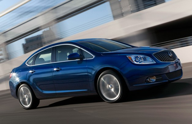 2013 Buick Verano Smart Entry Guide