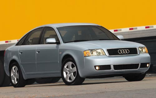Audi A6 1997 2004 Remote Programming Instructions