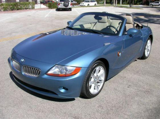 Bmw-z4-remote-entry