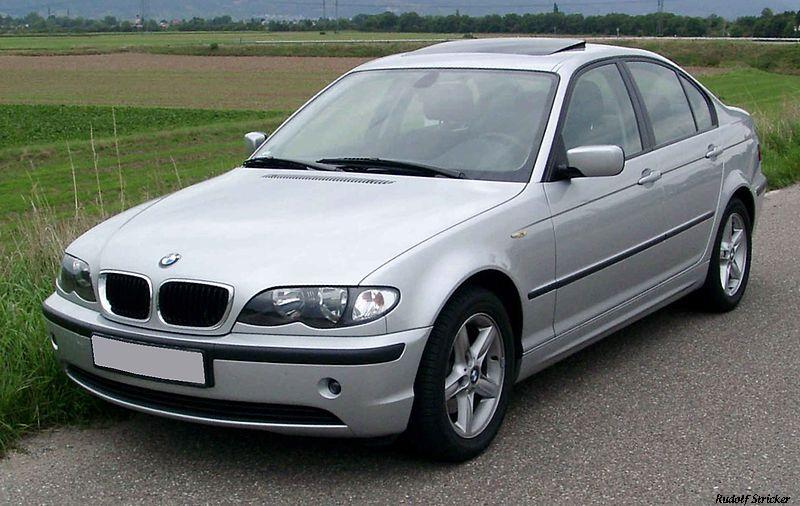 BMW 3 Series (E46) 1998-2006
