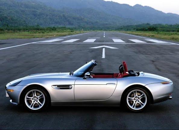 BMW Z8 (E52) 2003 Programming