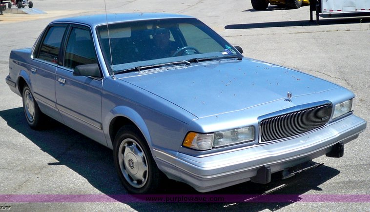 Buick Century 1996 Keylesss