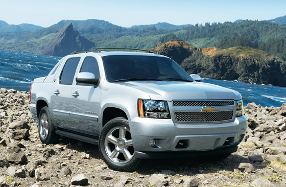 Chevy Avalanche 2013 Remote Control Guide