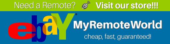MyRemoteWorld Ebay Store