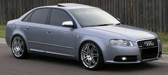 Key Audi A4 2007
