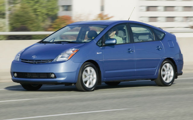 2009 Toyota Prius Smart Entry Guide