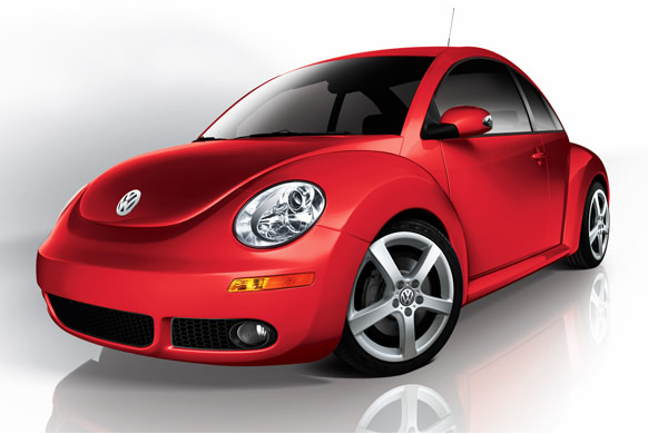 2010 Volkswagen Beetle Smart Fob Entry Howto