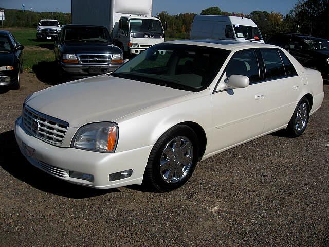 2003 Cadillac Devill Smart Entry Guide