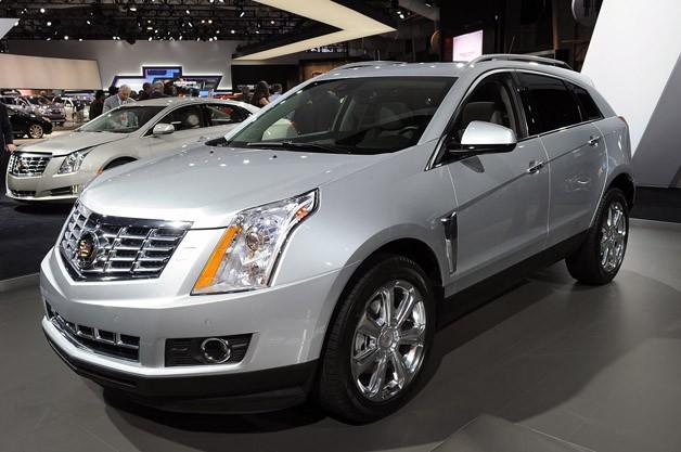 2013 Cadillac SRX System Operantions
