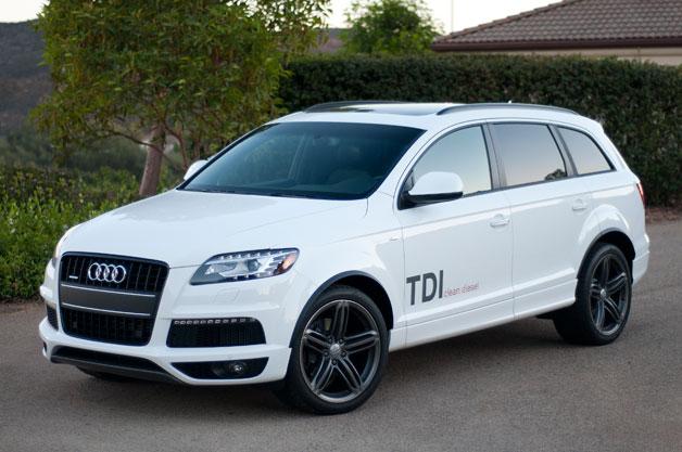 Audi Q7 2012 Procedures