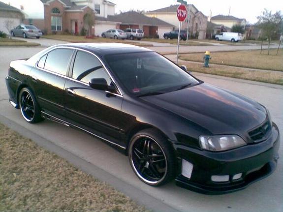 Acura 2001 TL Remote
