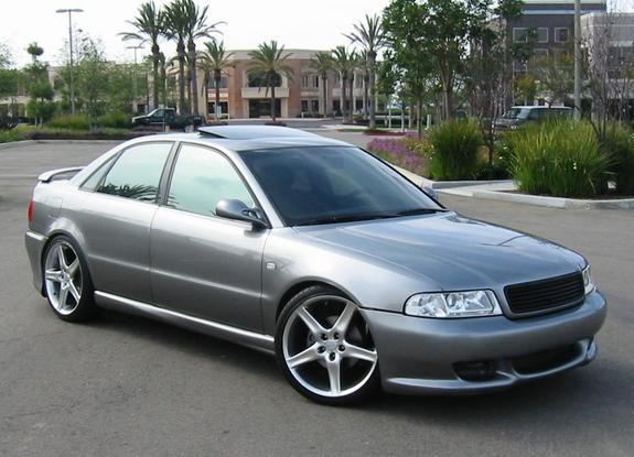 Audi A4 1995-2001 Procedures