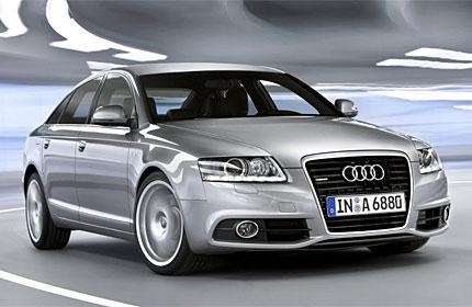 Audi A6 Key Setup