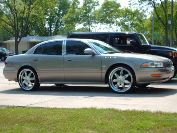 Buick LeSabre 2003 Key Procedures